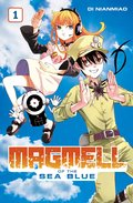 Magmell of the Sea Blue (eBook, )
