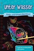 Kratz- und Kritzel-Abenteuer: Unter Wasser