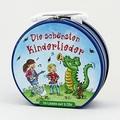 Die schönsten Kinderlieder - Mein Hörbuch-Koffer (70 Lieder auf 5 CDs)