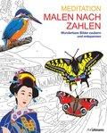 Malbuch für Erwachsene: Malen nach Zahlen - Meditation