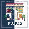 Das Night & Day-Malbuch: Paris