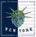 Das Night & Day-Malbuch: New York