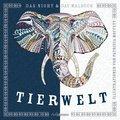 Das Night & Day-Malbuch: Tierwelt