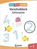 Die neuen LernSpielZwerge - Zahlenspiele: Vorschulblock ab 5 Jahre
