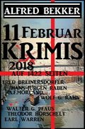 11 Februar Krimis auf 1422 Seiten (eBook, )