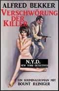 Bount Reiniger - Verschwörung der Killer (eBook, )