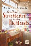 Der kleine Strickladen in den Highlands (eBook, ePUB)
