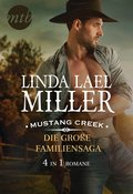 Mustang Creek - die große Familiensaga (4in1) (eBook, ePUB)