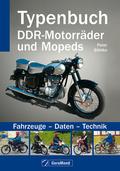 Typenbuch DDR-Motorräder und Mopeds
