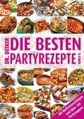 Die besten Partyrezepte von A-Z (eBook, ePUB)