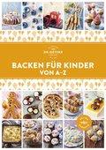 Backen für Kinder von A-Z (eBook, ePUB)