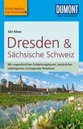 DuMont Reise-Taschenbuch Reiseführer Dresden & Sächsische Schweiz (eBook, ePUB)