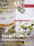 Das Marmeladen-Einmacheins (eBook, PDF)