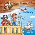 Meine Piraten-Welt: mini-Malbuch