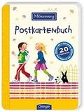 Möwenweg  - Postkartenbuch (20 Postkarten mit Spot-Lack)