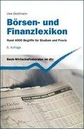 Börsen- und Finanzlexikon (eBook, ePUB)