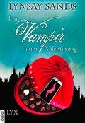 Ein Vampir zum Valentinstag (eBook, ePUB)