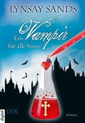 Ein Vampir für alle Sinne (eBook, ePUB)