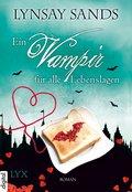 Ein Vampir für alle Lebenslagen (eBook, ePUB)