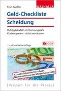 Geld-Checkliste Scheidung (eBook, ePUB)