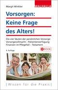 Vorsorgen: Keine Frage des Alters! (eBook, PDF)