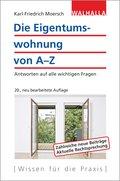 Die Eigentumswohnung von A-Z (eBook, PDF)