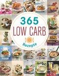365 Low-Carb-Rezepte (eBook, ePUB)