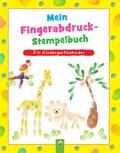 Mein Fingerabdruck-Stempelbuch (eBook, ePUB)