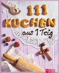111 Kuchen aus 1 Teig (eBook, ePUB)