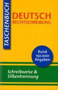 Deutsch Rechtschreibung Taschenbuch