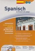Spanisch - schnell & easy (A1-A2)