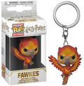 Harry Potter POP! - Schlüsselanhänger Fawkes