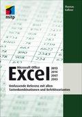 Microsoft Office Excel 2013, 2010, 2007, 2003 (eBook, )
