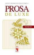 Prosa de Luxe (eBook, ePUB)