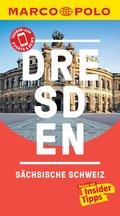 MARCO POLO Reiseführer Dresden, Sächsische Schweiz (eBook, ePUB)
