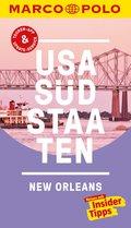 MARCO POLO Reiseführer USA Südstaaten, New Orleans (eBook, PDF)