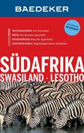 Baedeker Reiseführer Südafrika, Swasiland, Lesotho (eBook, PDF)