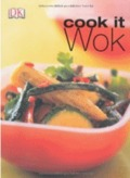 Wok   ; Cook it; Deutsch; , ca. 200 farb. Fotos -
