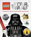 """LEGO® Star Wars™ - Lexikon der Figuren, Raumschiffe und Droiden (Mit Lego-Minifigur """"Luke Skywalker"""")"""
