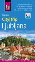 Reise Know-How CityTrip Ljubljana (eBook, PDF)