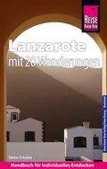 Reise Know-How Reiseführer Lanzarote mit 20 Wanderungen (eBook, PDF)