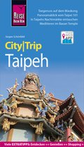 Reise Know-How CityTrip Taipeh (eBook, PDF)