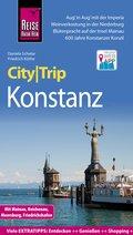 Reise Know-How CityTrip Konstanz mit Mainau, Reichenau, Meersburg, Friedrichshafen (eBook, PDF)