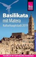 Reise Know-How Reiseführer Basilikata mit Matera (Kulturhauptstadt 2019) (eBook, PDF)