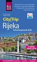Reise Know-How CityTrip Rijeka (Kulturhauptstadt 2020) mit Opatija (eBook, PDF)