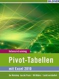 Pivot-Tabellen mit Excel 2010 (eBook, )