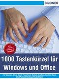 1000 Tastenkürzel für Windows und Office (eBook, )