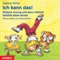 Ich kann das!, Audio-CD