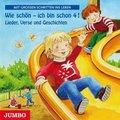 Wie schön - ich bin schon 4!, 1 Audio-CD