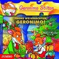 Frohe Weihnachten Geronimo Stilton!, 1 Audio-CD